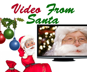 Santa will send you a video